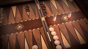 Our new game, Backgammon Blitz!