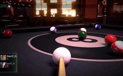 Pure Pool gallery dark table 1200