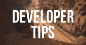 Mantis Burn Racing® – Developer Tips!