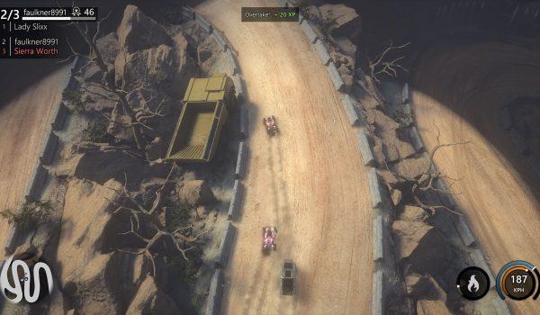 Mantis Burn Racing® PS4 Patch 1.02 Brings Significant Improvements