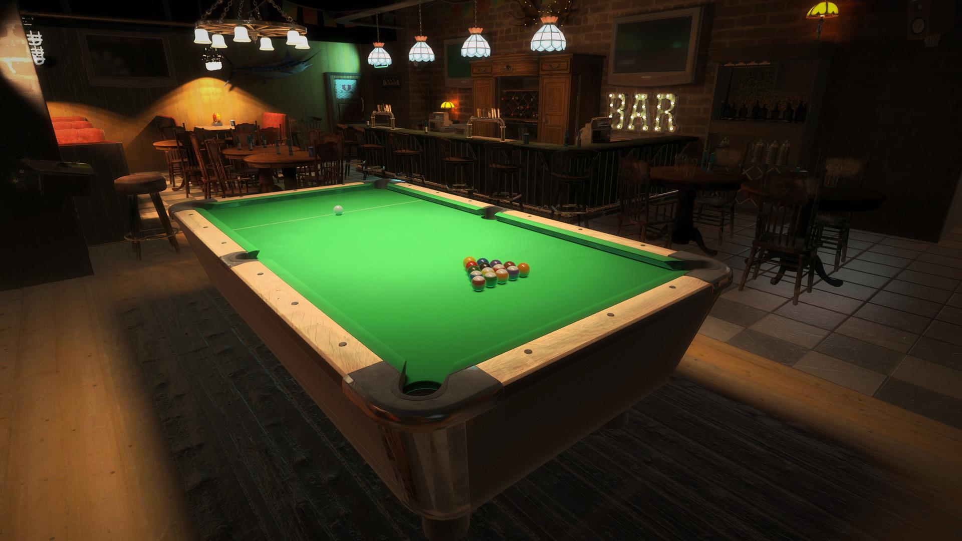 This Is Snooker | VooFoo Studios